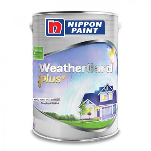 Sơn Nippon WeatherGard Plus